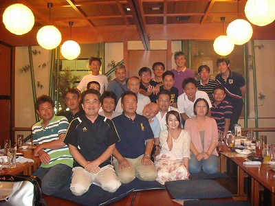 越谷北高野球部OB対現役交流試合