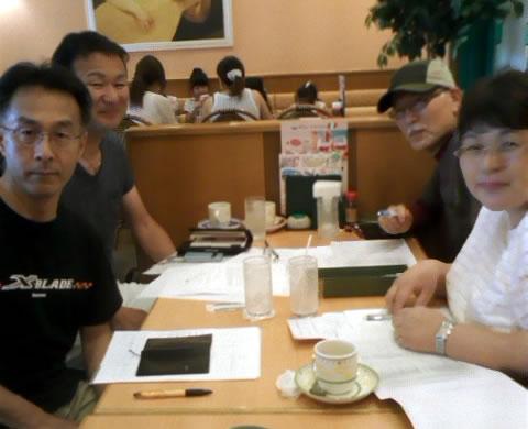 7期生同窓会幹事会