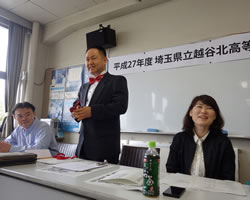 伊藤会長の挨拶